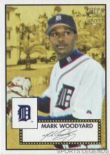 Buy 2006 Topps 52 Style #155 Mark Woodyard