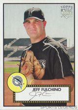 Buy 2006 Topps 52 Style #156 Jeff Fulchino