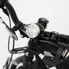 Buy USB T6 1200 LM LED Outdoor Bicycle Light