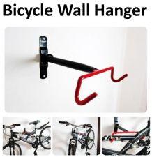 Buy bike rack wall mounted hanger bicycle hook + screws