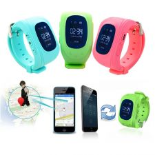 Buy Children Anti-lost GPS Tracker Bluetooth Wrist Smart Watch