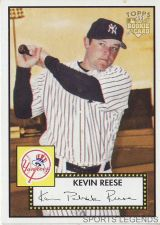 Buy 2006 Topps 52 Style #161 Kevin Reese