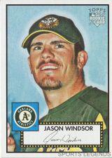 Buy 2006 Topps 52 Style #162 Jason Windsor