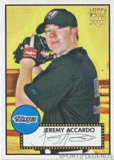 Buy 2006 Topps 52 Style #164 Jeremy Accardo