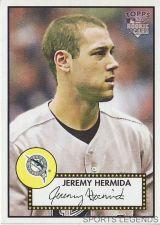 Buy 2006 Topps 52 Style #172 Jeremy Hermida