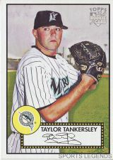Buy 2006 Topps 52 Style #173 Taylor Tankersley