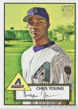 Buy 2006 Topps 52 Style #175 Chris Young