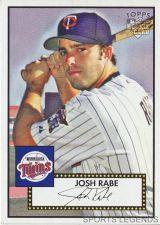 Buy 2006 Topps 52 Style #176 Josh Rabe
