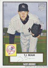 Buy 2006 Topps 52 Style #177 TJ Beam