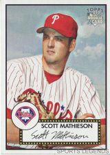 Buy 2006 Topps 52 Style #179 Scott Mathieson