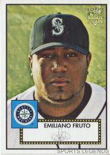 Buy 2006 Topps 52 Style #182 Emiliano Fruto