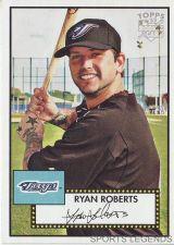 Buy 2006 Topps 52 Style #185 Ryan Roberts