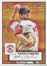Buy 2006 Topps 52 Style #191 Kason Gabbard