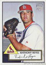 Buy 2006 Topps 52 Style #194 Anthony Reyes