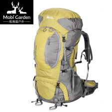 Buy mobi garden outdoor camping travel mountaineering backpack 55L + 8L