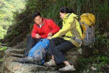 Buy mobi garden outdoor camping hiking 38 + 5L versatile mountaineering backpack with rai