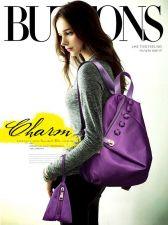 Buy 2016 new lady nylon canvas backpack