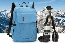 Buy Coress anti theft travel photography digital SLR rucksack with rain cover