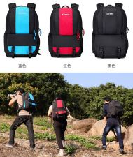 Buy Coress photography digital SLR camera laptop backpack with rain cover