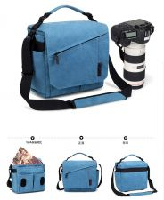 Buy Coress encryption SLR photography waterproof canvas shoulder bag with rain cover
