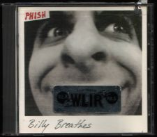 Buy PHISH BILLY BREATHES ORIGINAL CD ALBUM MINT SEALED
