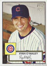 Buy 2006 Topps 52 Style #206 Ryan O'Malley