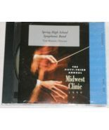 Buy Spring High School Band - MidWest Clinic 1999 - Bennett, Conductor - CD
