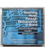 Buy Teaching Music Through Performance in Band - Vol. 2 - CD Set
