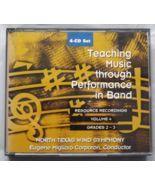 Buy Teaching Music Through Performance in Band - Vol. 4 - CD Set