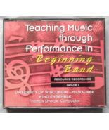 Buy Teaching Music Through Performance in Beginning Band - - CD Set