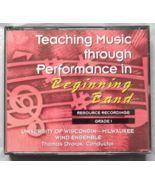 Buy Teaching Music Through Performance in Beginning Band - - CD Set