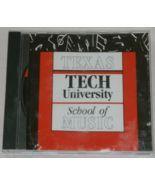 Buy Texas Tech University School of Music - CD