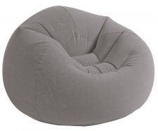 "Buy Intex Beanless Bag Inflatable Chair, 42"" X 41"" X 27"" Dorm Relaxing Furniture"