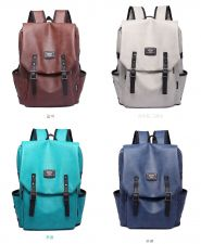 Buy LEFTFIELD Korean unisex leather waterproof backpack