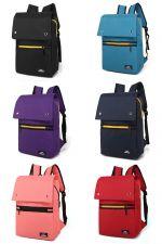 Buy 2016 new Korean unisex canvas backpack school bag