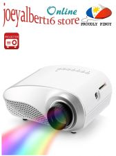 Buy 1080p Support Mini Multimedia LED Projector - 320x240 Resolution, 1000:1 Contrast Rat