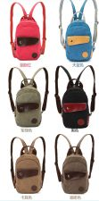 Buy 2 in 1 New female mummy leisure travel canvas backpack school bag chest bag