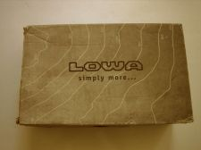 Buy NEW Lowa Women's Renegade II GTX LO Hiking Shoes Sz 9 Black/black