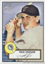 Buy 2006 Topps 52 Style #212 Paul Hoover