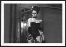 Buy ACTRESS DIANA RIGG IN BLACK BUSTIER LEATHER BOOTS REPRINT PHOTO 5X7 DR-2
