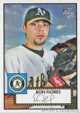 Buy 2006 Topps 52 Style #219 Ron Flores