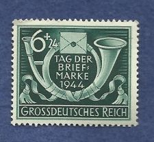 Buy Germany Third Reich 1944 MNH Day of the stamp - RARE Historic WWII Postage!