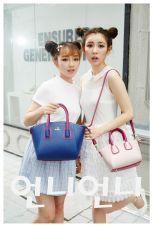 Buy Pucca stylish compact Korea lady shoulder handbag