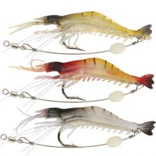 Buy New Lot Kinds of Fishing Lures Crankbaits Hooks Minnow Baits Tackle