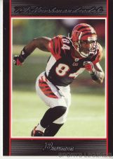 Buy 2007 Bowman #62 TJ Houshmandzadeh