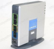 Buy Unlocked Cisco Linksys VoIP voice adapter analog phone telephone router Gateway