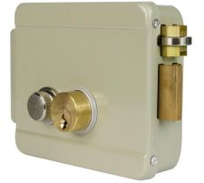 Buy Electric Lock for Video Doorbell Intercom Access Control Security System & Key