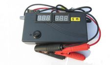 Buy 12V 20A Emergency Car Battery Charger 6-300AH Digital Display Automatic Repair