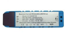 Buy Led Dimmer Driver Electronics Constant Current Waterproof 20-42V 700MA For 20W