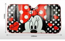 Buy New Cartoon Car Windshield Sun Shade Minnie Mouse Cars Lightning Front Red Cute